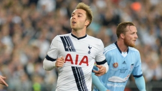 Eriksen expecting tough test as Tottenham get set for MLS All-Stars