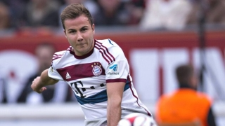 Liverpool target Gotze splits from agent, talks up Bayern Munich stay