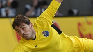 Porto keeper Iker Casillas impressed by Roma
