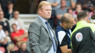 Koeman frustrated with error-prone Southampton