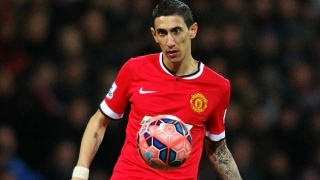 PSG ace Ibrahimovic welcomes pursuit of Man Utd winger Di Maria