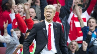 ​Wenger admits he'd be happy with a point against Bayern