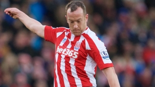 Stoke midfielder Charlie Adam cools Dundee return talk