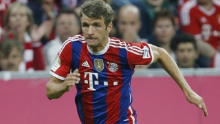 Bayern Munich assure Muller 'job for life' to ward off Man Utd