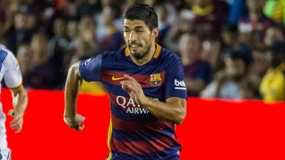 Luis Suarez hits hat-trick as Barcelona thrash Celta Vigo