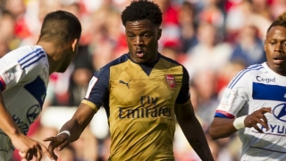 Arsenal striker Chuba Akpom thrilled to be matchwinner as Sint-Truiden shock Anderlecht