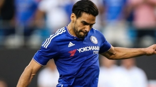 Falcao not feeling any pressure at Chelsea