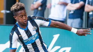Newcastle winger Aarons admits rollercoaster loan spells