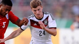 RB Leipzig striker Timo Werner: Playing for Liverpool would be special
