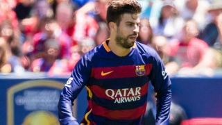 Barcelona defender Pique: I did not insult linesman
