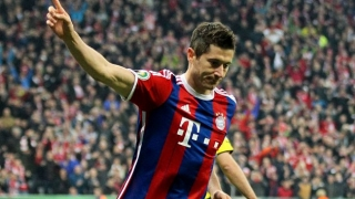 Bayern Munich striker Robert Lewandowski will resist Arsenal approach