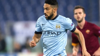 Clichy pleased to contribute goal to Man City triumph