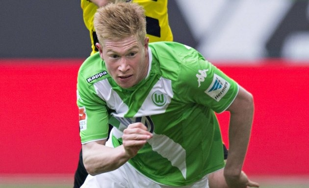 Man City target De Bruyne will not be traded to Bayern Munich for Gotze - Wolfsburg chief
