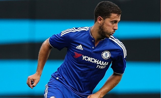 Eden Hazard: No-one at Chelsea up to scratch!
