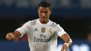 Real Madrid star Ronaldo:  I didn't think I'd make it as a pro