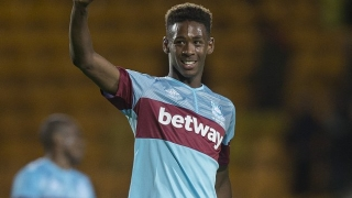 ​DONE DEAL: West Ham youngster Oxford seals Gladbach loan switch