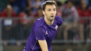 Chelsea battle AC Milan for unsettled Fiorentina midfielder Milan Badelj