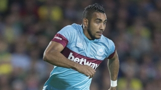 West Ham striker Sakho excited by Payet link-up