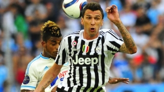 Juventus defender Barzagli hails Mandzukic: He has great heart