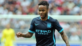 Man City skipper Kompany happy Sterling off the mark