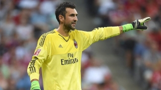 Espanyol push to sign AC Milan keeper Diego Lopez outright
