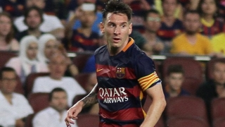 Barcelona star Messi on wish-list of Man City-bound Guardiola