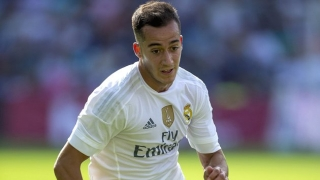 Sevilla move for Real Madrid winger Lucas Vazquez