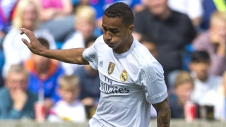 Danilo returns to Real Madrid training