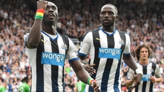 Crystal Palace boss Pardew chasing Newcastle attacker Moussa Sissoko