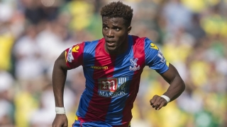 Crystal Palace winger Wilfried Zaha: No Man Utd bitterness (now)
