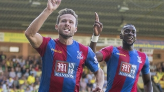 McArthur happy playing with Cabaye at Crystal Palace