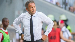 AC Milan coach Mihajlovic happy with Berlusconi relationship