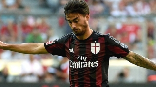 Suso delighted to pen new AC Milan deal