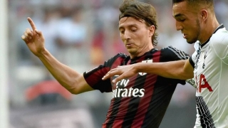 AC Milan captain Riccardo Montolivo frustrated after Coppa Italia final defeat