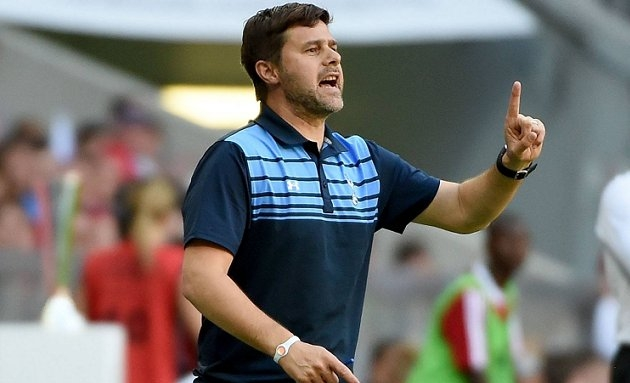 Man Utd meet with reps for Tottenham boss Pochettino