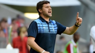 Tottenham calm over Pochettino meeting Barcelona president
