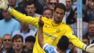 Chelsea keeper Asmir Begovic happy to grab rare Cup chance