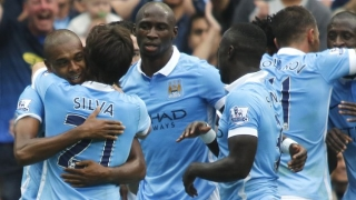 IT JUST AIN'T HAPPENING: Red mist for Man City midfielder Fofana in Bastia win