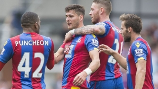 ​Palace lose striker Wickham with serious knee injury