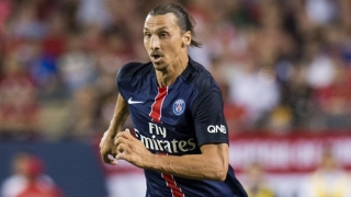 PSG striker Ibrahimovic plays down Arsenal links