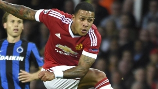 Memphis sends message to Man Utd boss Mourinho