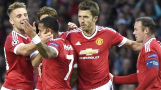 Carrick delighted with early Man Utd return