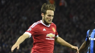 Inter Milan rival Barcelona for Man Utd  fullback Daley Blind