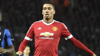 Smalling transformation down to himself, not me - Man Utd manager LVG