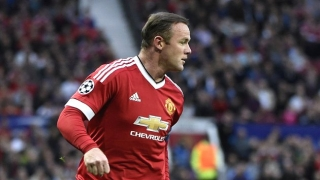 Man Utd skipper Rooney pushing to make Everton clash