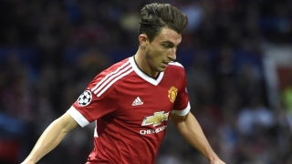 Inter Milan remain favourites to land Man Utd fullback Matteo Darmian
