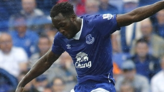 Juventus tracking Everton striker Romelu Lukaku