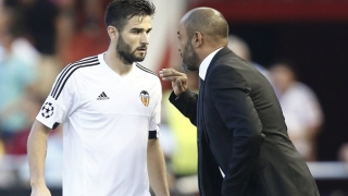Valencia coach Nuno: Negredo no option for Celta Vigo