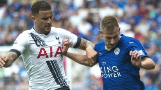 Strong defensive unit key to Tottenham success - Walker