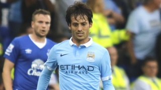 Man City boss explains reasons for leaving David Silva on bench